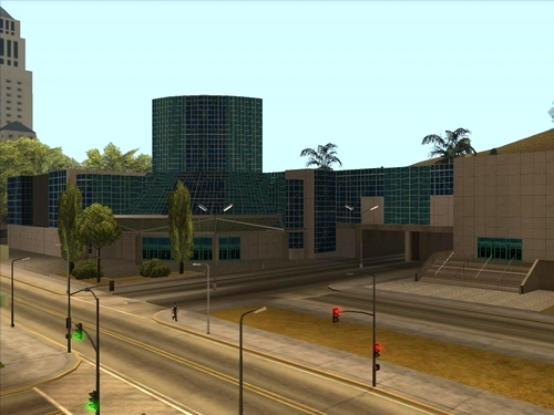 Los Santos Convention Center.