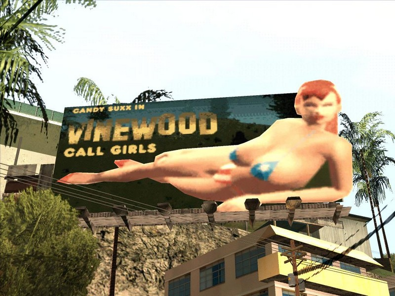Vinewood Call Girls : le film avec Candy Suxxx.